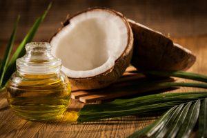 óleo de coco